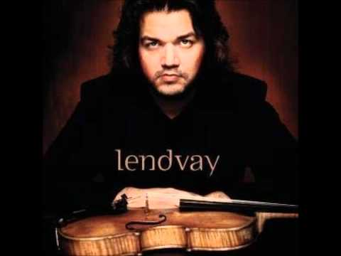 Jozsef Lendvay plays Tschaikovsky Violin Concerto (1st movement)