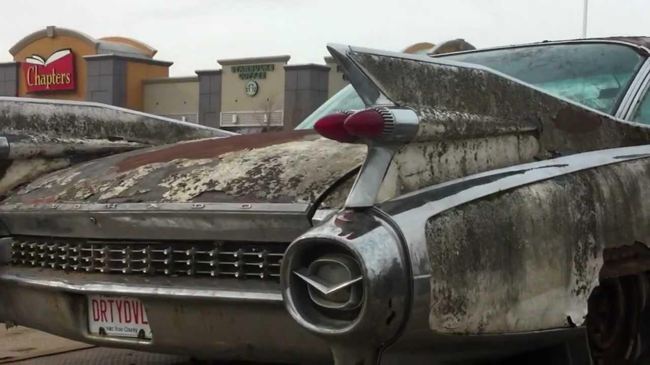 1959 Cadillac Eldorado Seville #157 - YouTube