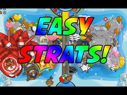 EASY STRATS, Easy Medallions E1 - Bloons TD Battles