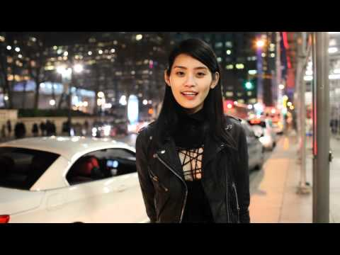 Follow Me in NEW YORK - Ming Xi ///DAY ONE//09/02/12