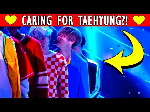 How BTS treats Taehyung | Bangtan Boys
