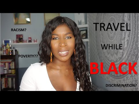BEING BLACK AROUND THE WORLD | BEST COUNTRIES TO VISIT/LIVE?