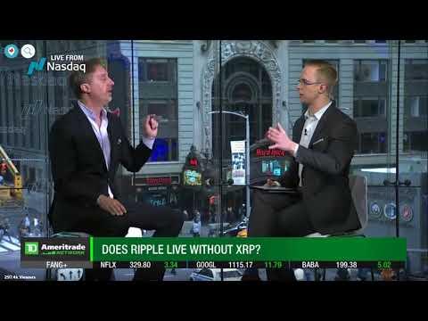 Cory Johnson, Chief Market Strategist Ripple joins @OJRenick discuss the Consensus 2018