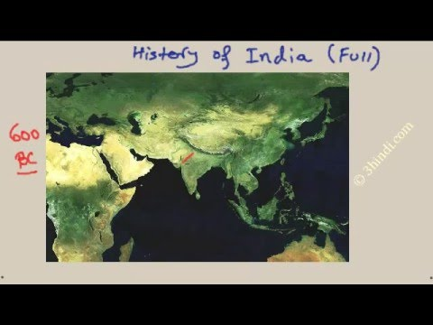 History of india complete in brief in hindi from ancient to history of india complete in brief in hindi from ancient to modern time youtube gumiabroncs Images
