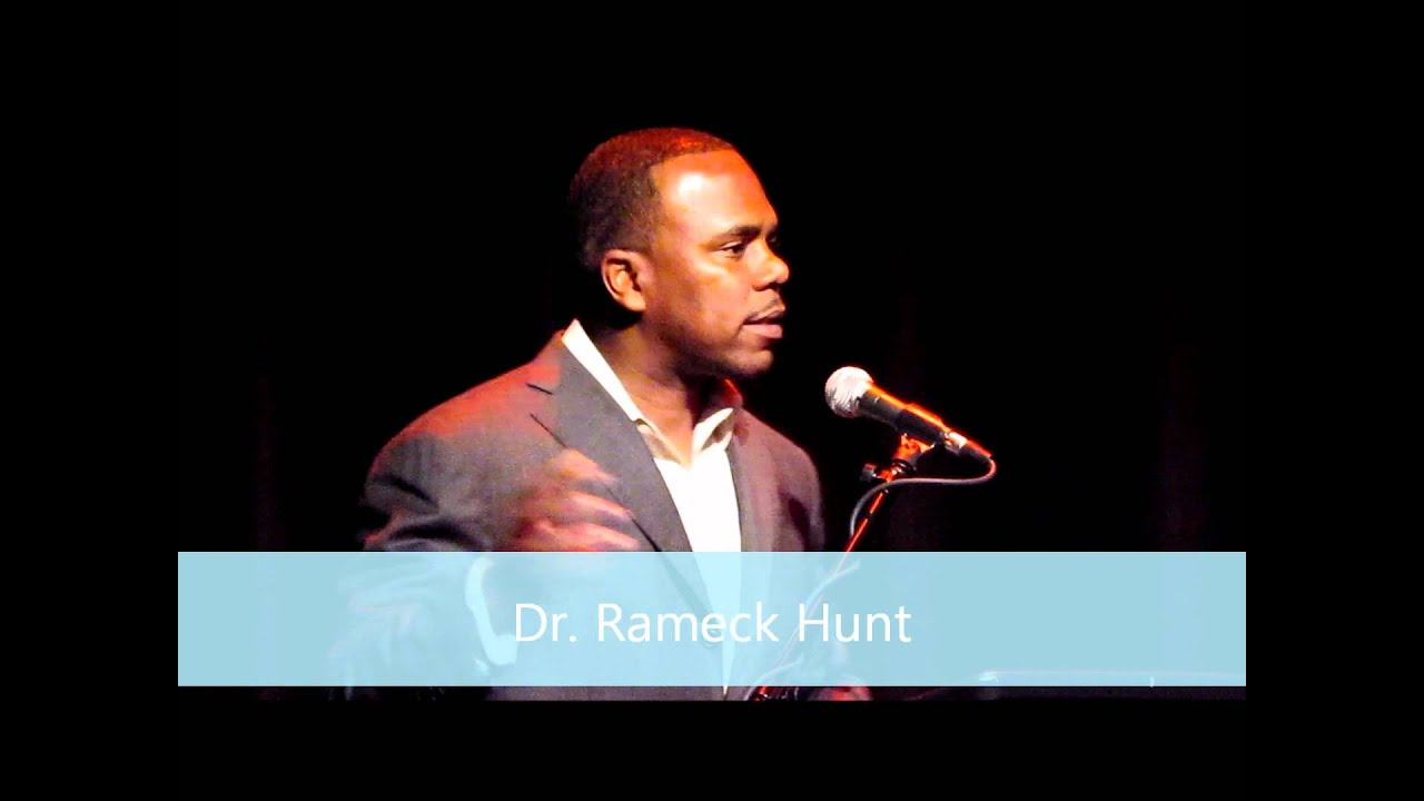 Part of Dr. Rameck Hunt's Speech At The State of Black Pittsburgh ...