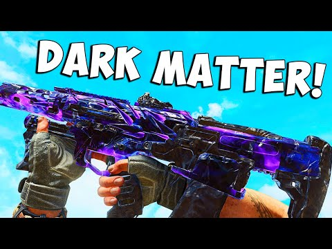 the NEW DARK MATTER CAMO..😍 (BO3 Dark Matter RETURNS) - COD BO4 Secret Camo