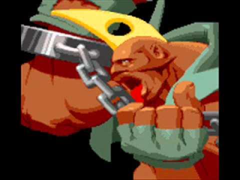 Street Fighter Alpha 2 Birdie Theme Youtube