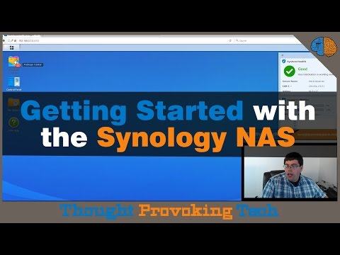 Synology NAS Setup Guide