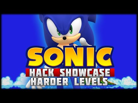 The Sonic Hack Showcase - Sonic Harder Levels