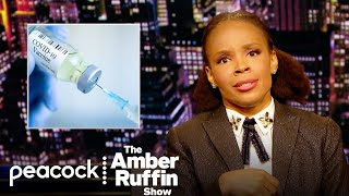 Why Are 1/3 of Black Americans Suddenly Anti-Vaxxers? | The Amber Ruffin Show
