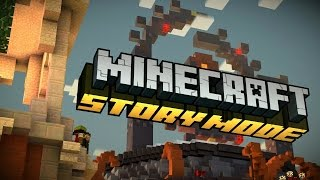 Minecraft Story Mode Episode 2 Full Walkthrough: Assembly Required - No Commentary