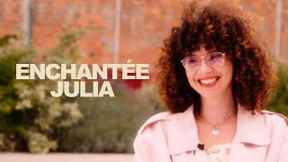 Enchantée Julia - Douze Heures / Cinéma / Château de Sable | LES CAPSULES live performance