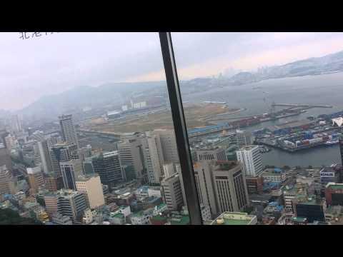 360° view of Busan