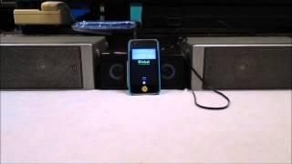 National TY-SP-162 Full Range Speaker