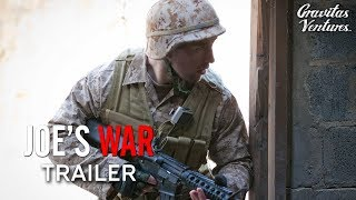 Joe's War Trailer (2017) | HD thumbnail