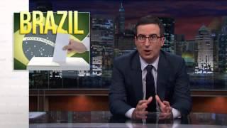 John Oliver - Brazil's Joke Candidates - Legendado