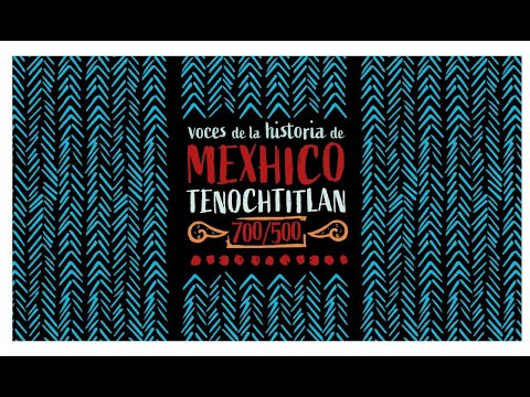 Voces de la historia de Mexhico Tenochtitlan. 700/500. Capítulo 92