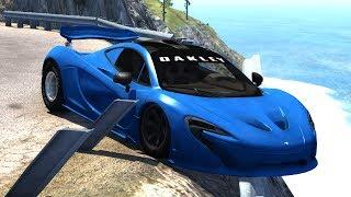 Brutal Crashes #4 - BeamNG DRIVE