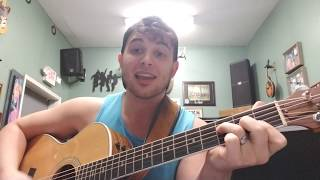 """Mitchell Tenpenny """"Drunk Me"""" cover by Mathew Video"""
