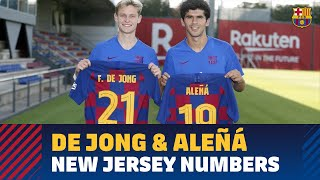 frenkie-de-jong-to-wear-number-21-carles-ale-changes-to-19
