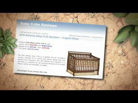 AFG Athena Amy Crib