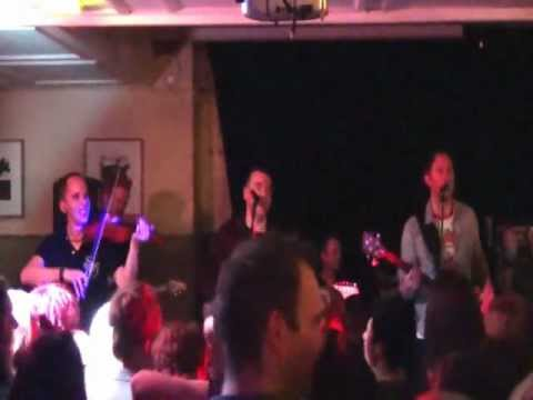 Green Hot Clover Galway Girl 2012 10 year reunion show