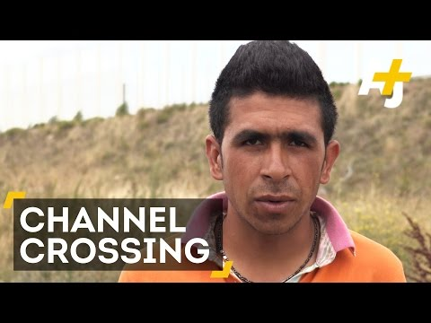 Why This Afghan Refugee Is Trying To Cross The Channel To The UK