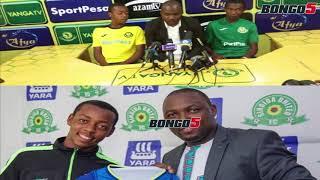 Singida United: Feisal amesani miaka 3 / Yanga wametuchanganya!