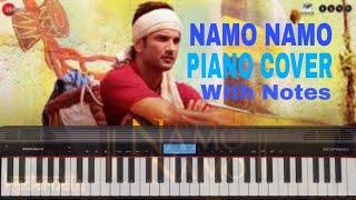 Namo Namo song | Kedarnath Movie | Amit Trivedi | Piano Cover