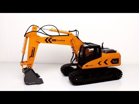 Review - RC Excavator - Revell Control Digger 2.0