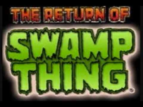 The Manster -The Return of Swamp Thing-