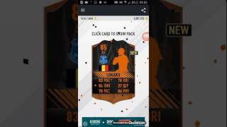 Open 1,000,000 coins - Fut 17 pack opener -by Pacybits