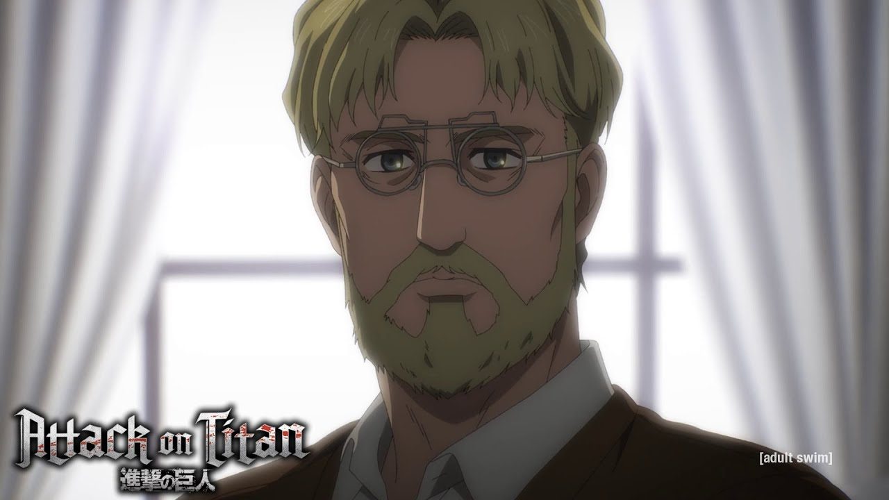 Download Zeke's meeting with Titan warriors and Colt - Attack on Titan (English Dub)