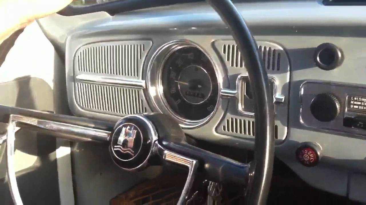 For sale 1967 vw bug with 49 700 miles youtube