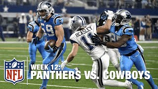 Tony Romo Serves Up an INT to Luke Kuechly, Panthers Score! | Panthers vs. Cowboys | NFL