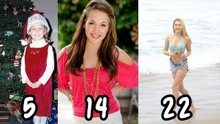 Kelli Berglund Transformation From 1-22 Years Old ★ From Baby To Teenager