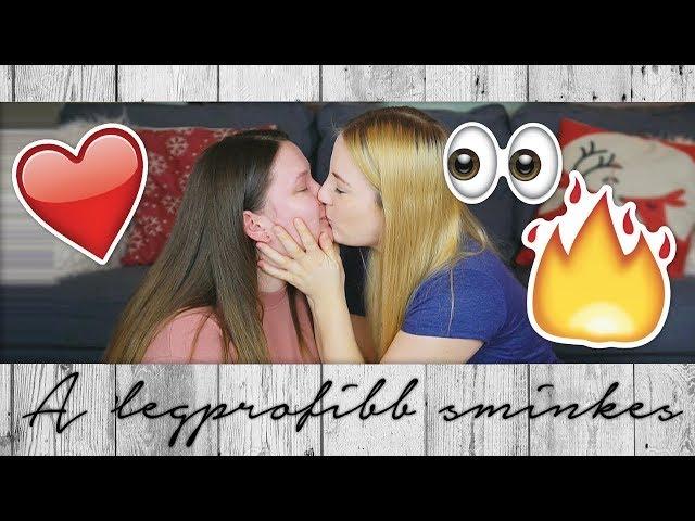 A VILÁG LEGPROFIBB SMINKESE SMINKELT! // KLAUDIA
