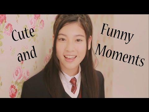 Ayaka Miyoshi (三吉彩花) Cute and Funny Moments
