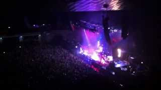 Marilyn Manson Stadthalle Wien 2012 Part2