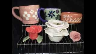 My Ceramic Art Pieces