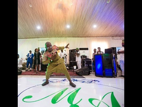 AWESOME BAND LIVE PLAY AT ILORIN,DANCE AND DANCE.
