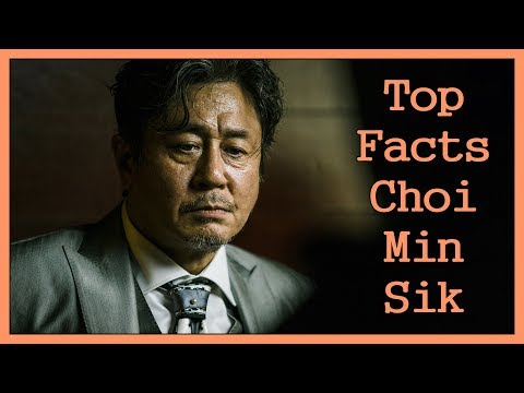 11  Top 10 Facts About  Choi Min Sik  WillitKimchi