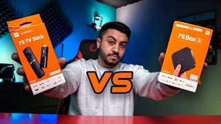 Xiaomi Mi TV Stick vs Xiaomi Mi Box S - HANGİSİNİ ALMALI?