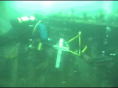 Ship Wrecks  | Wreath Laying on Saganaga