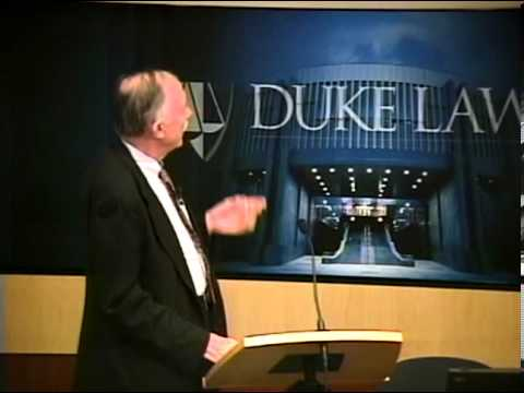 Frey Lecture 2004 | Lewis Branscomb, Where Do High Tech Commercial Innovations Come From?