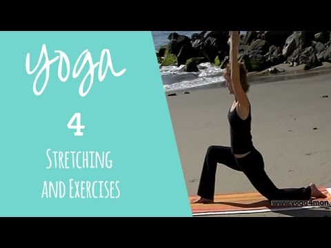 yoga stretching and exercises  youtube