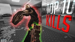 COUNTER PLAYED - Top 10 Rainbow Six Siege Plays