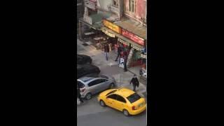 Drone ile sigara alma DJİ PHANTOM