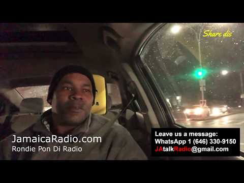 Jamaican Construction Worker in America Gives Ideas to Improve Jamaica