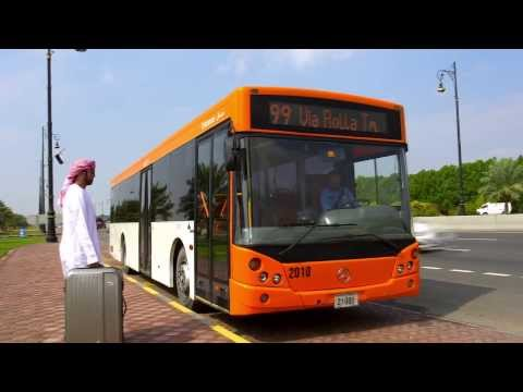 Sharjah Transport HD Demo